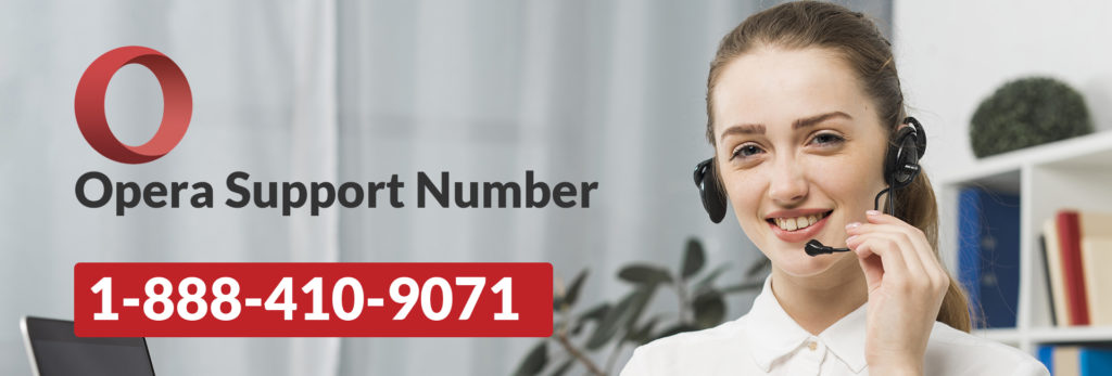 Opera Support Number