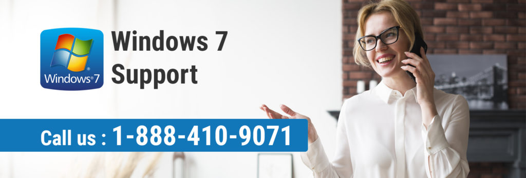 Windows 7 Support Number
