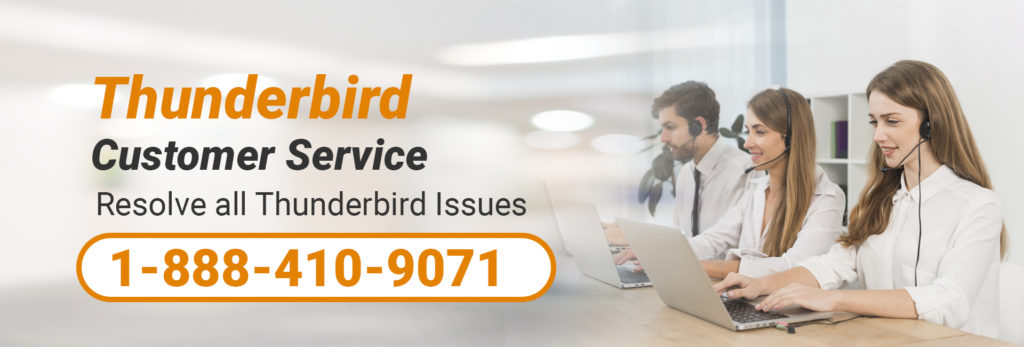 Thunderbird Customer Service