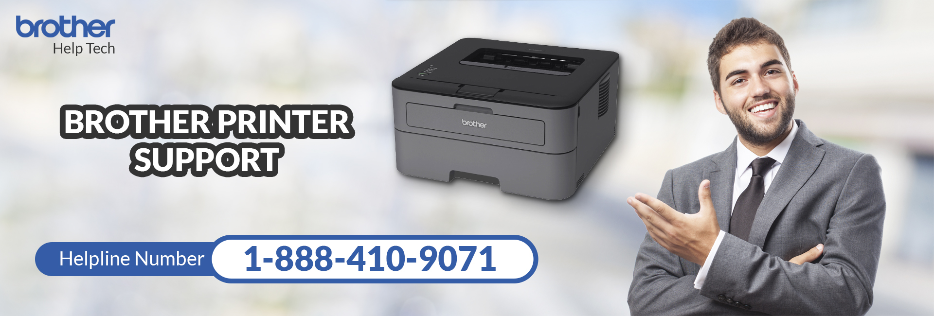 Brother printer Support 1-888-410-9071