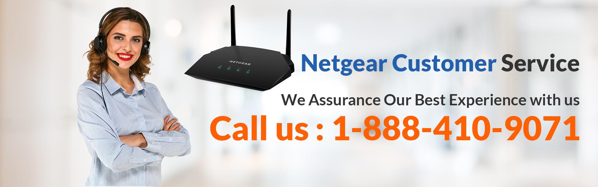 Netgear Customer Service 1-888-410-9071