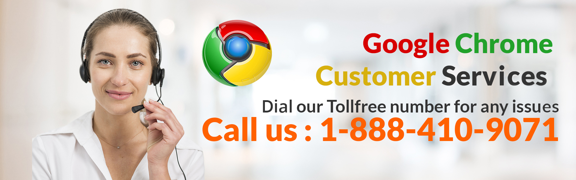 Google Chrome Customer Service 1-888-410-9071