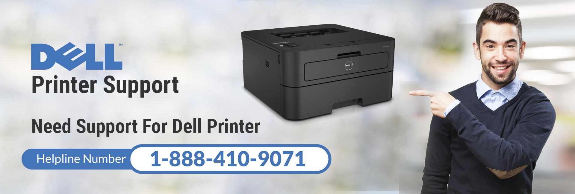 Dell Printer Support 1-888-410-9071
