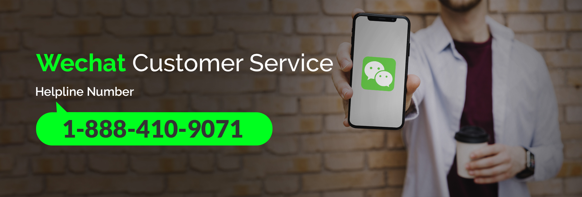 wechat-support Number 1-888-410-9071