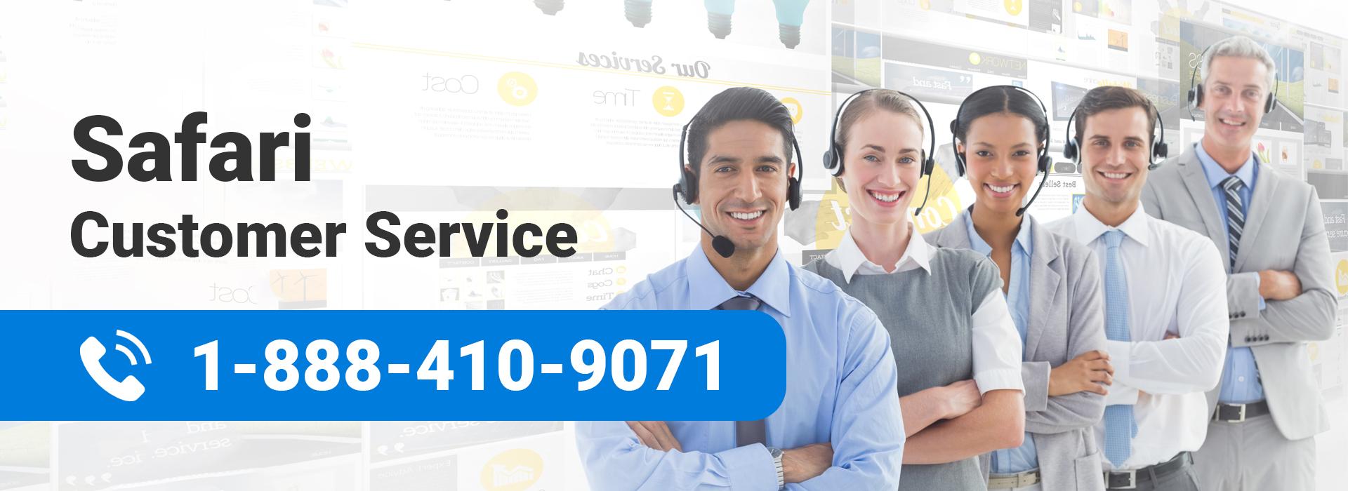 Safari Customer Service 1-888-410-9071