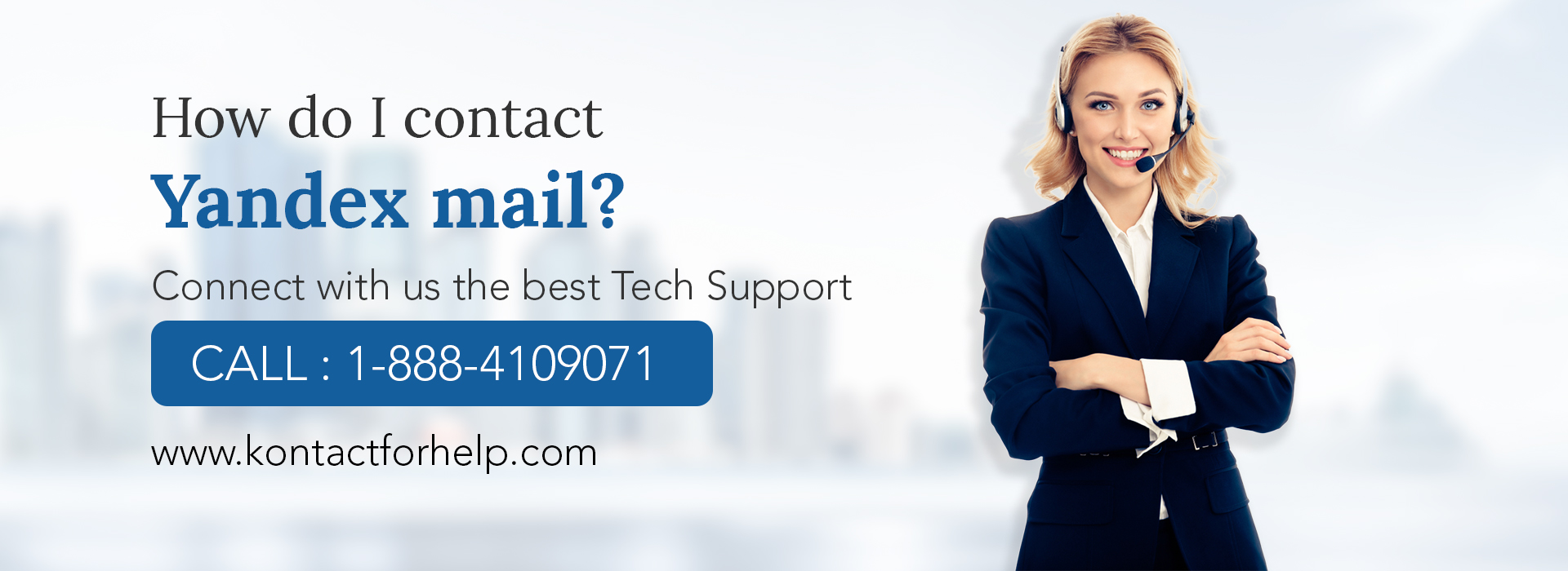 Yandex Mail Support 1-888-410-9071