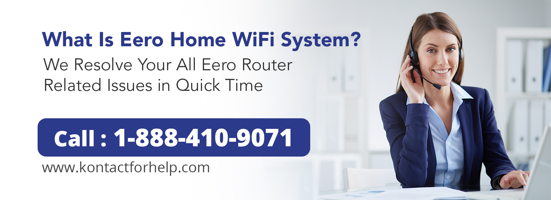 Eero Customer Service 1-888-410-9071