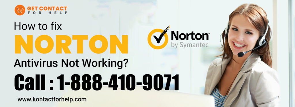 Norton Antivirus Not Working